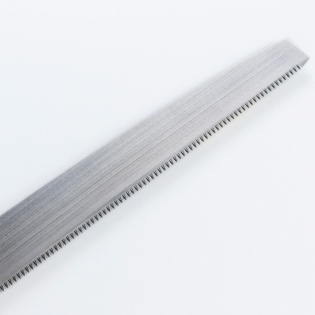 替刃式 竹挽鋸 240mm(乾燥竹用) 刃先