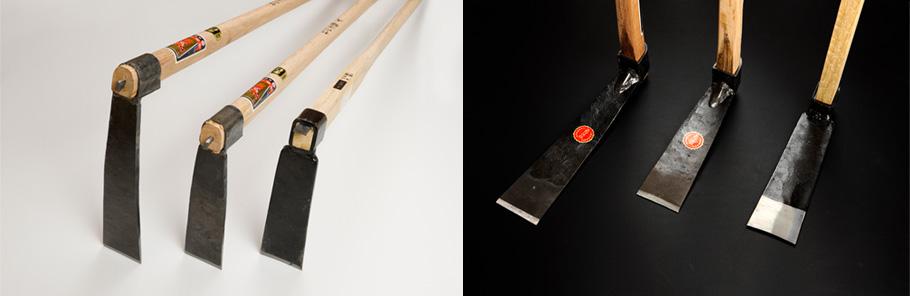 竹の子掘り鍬の画像